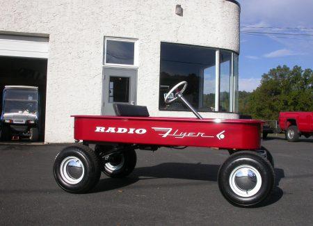 Radio Flyer Wagon 36 Volt #3