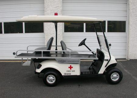 First Aid Cart