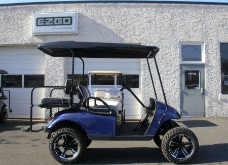 Ezgo TXT Electric Navitas High Performance System 48 Volt #14