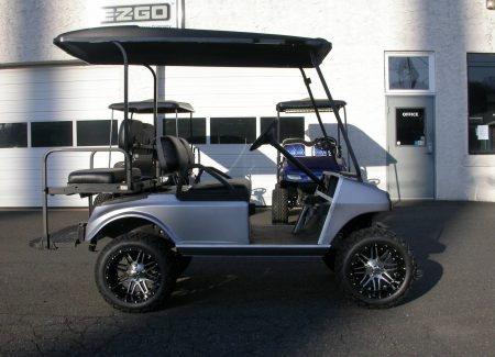 2006 Club Car DS HPEVS High Performance Electric #31