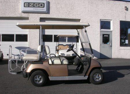 1995 Yamaha G16 E 36 Volt
