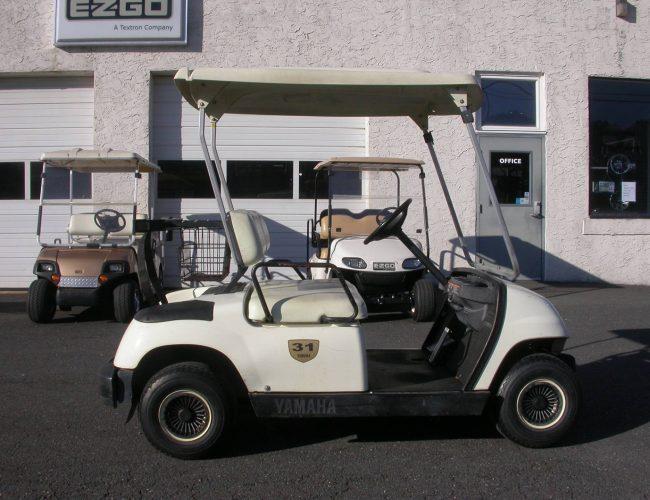 2003 Yamaha G22 Gas