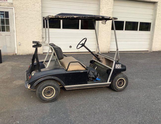 1990 Club Car 36 Volt
